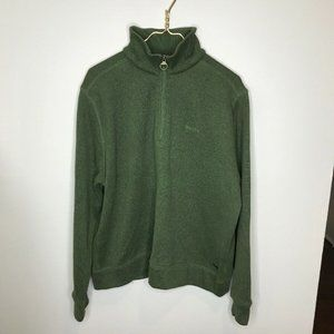 Barbour Green Pullover